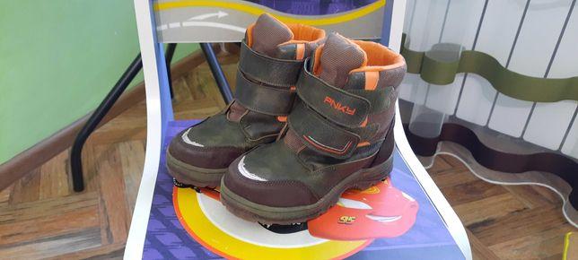 Демисезонные ботинки, Турция, 31 размер.