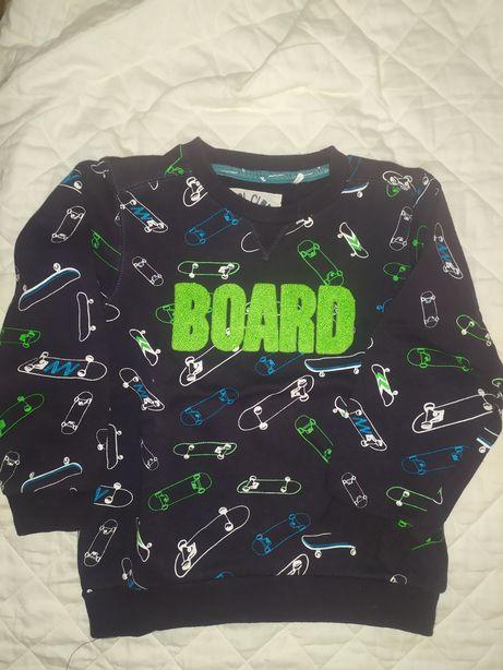 Bluza chłopięca rozmiar 110 cool club