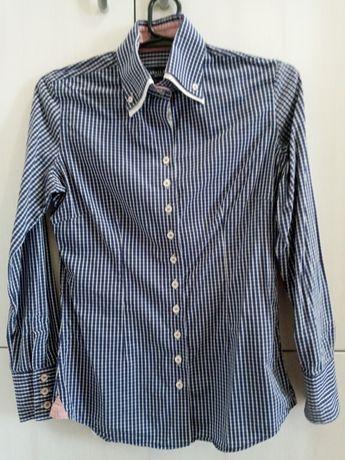 Брендовая женская рубашка в европейском стиле от  Cavallaro Napoli