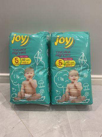 """Памперсы- трусики """"Joy"""". Размер 4,5,6."""