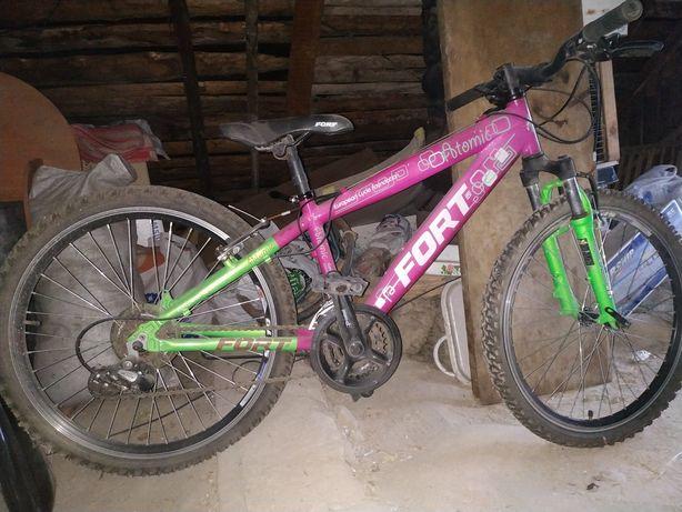 Велосипед подростковый горный Fort