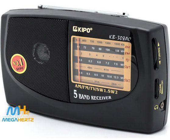 Радиоприемник Kipo. радио KIPO KB 308AC