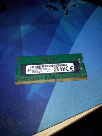 Оперативка для ноутбу Micron MTA4ATF1G64HZ-3G2B2 DDR4 8GB 3200Mhz
