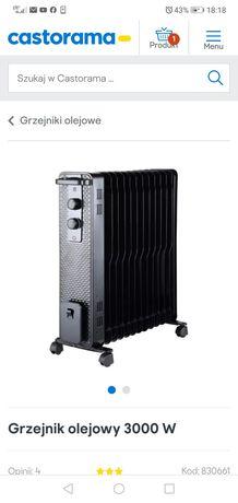 Grzejnik Olejowy Elektryczny 3000W