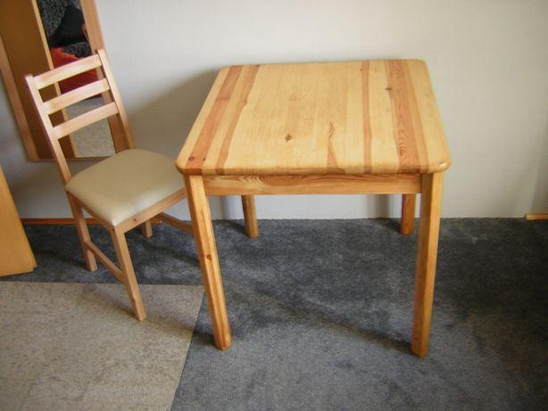 Stół drewniany ...