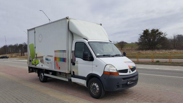 Usługi-transport,przeprowadzki.Winda 750kg.Kontener 430x220x220