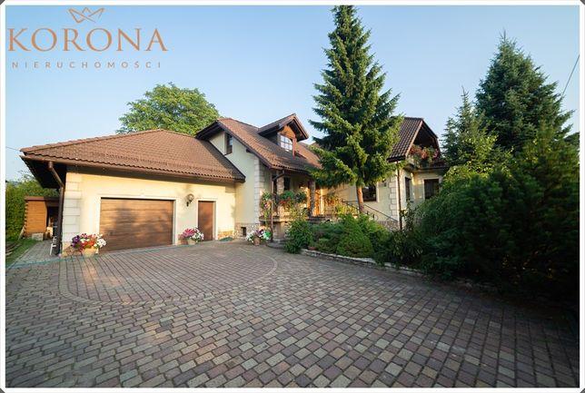 Na sprzedaż dom w dzielnicy Straconka w Bielsku-Białej.
