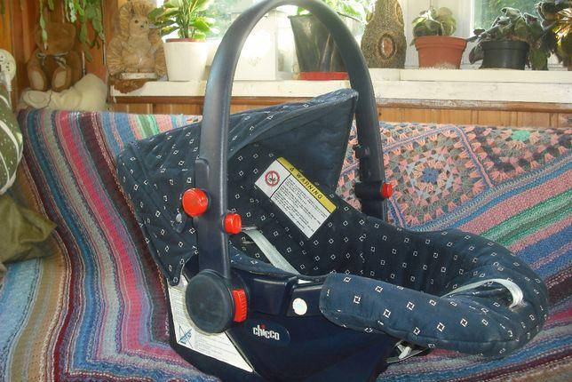 Fotelik przenośno-samochodowy dla malucha do 13 kg