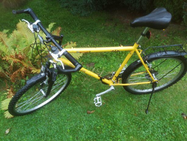 Rower 26 w dobrym stanie technicznym Poniemiecki