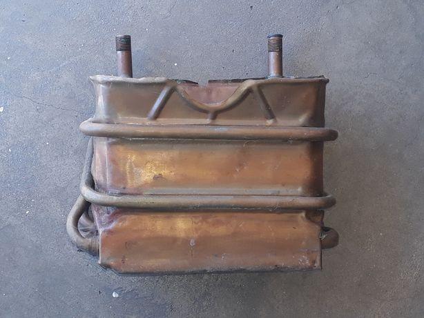Camara de combustão para esquentador