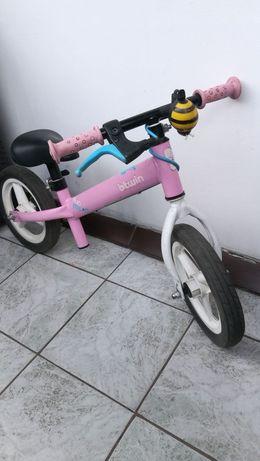 Rowerek biegowy B-twin różowy
