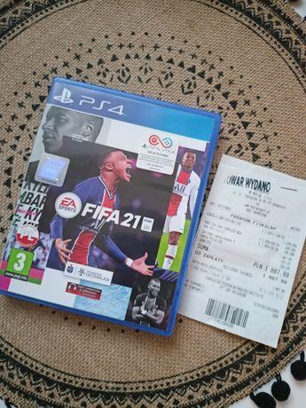 Gra FIFA 21 ps4 ps5