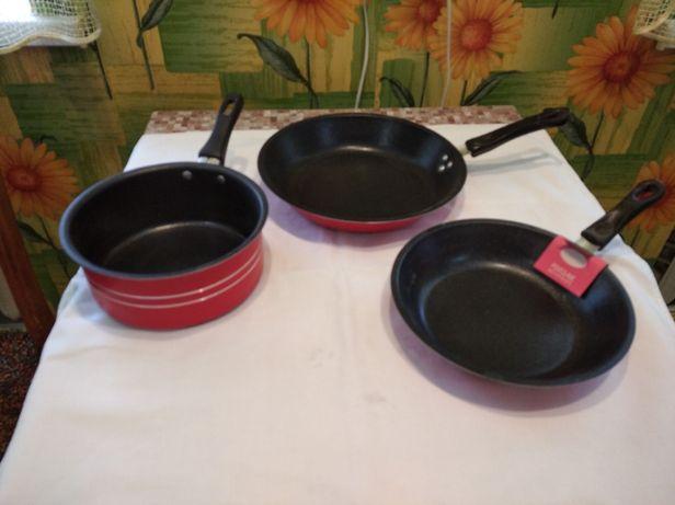 Формы для выпечки, набор сковородок, кружки, импортные открывашки