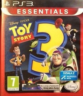 Toy Story 3 Ps3 PL