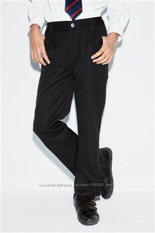 Школьные джинсовые брюки Next. Размер 10 yrs SLIM 140 см.
