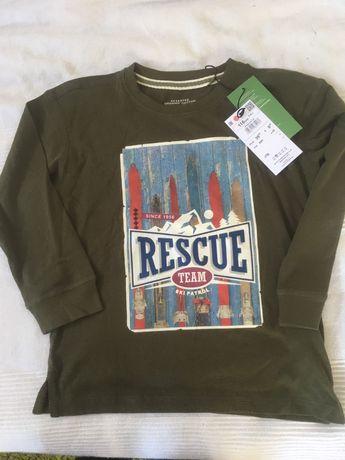 Koszulka bluzka longsleeve Reserved nowa