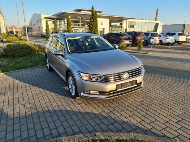 Volkswagen Passat B8 2.0TDI 2017, Автомат, Навігація, 3-х зонний кліма