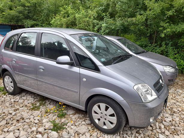 Opel Meriva 1.6 benzyna Eco tec