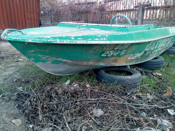Лодка КРЫМ голая