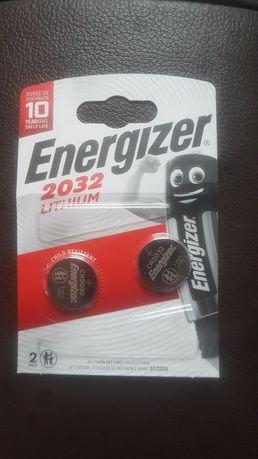 Baterie ENERGIZER 2032 Lithium 2 sztuki