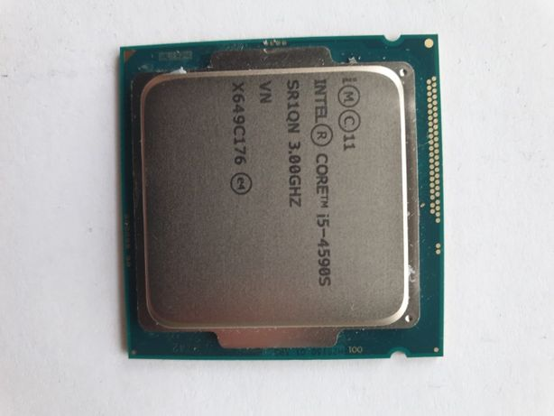 Продам CPU процессор Intel I5 4590S gen 4 Haswell for LGA1150 для ПК