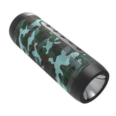 Беспроводная колонка ZEALOT S22 Camouflage