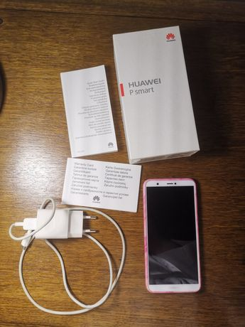 HUAWEI P smart, model FIG-LX1