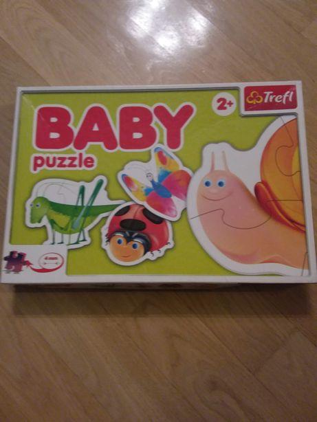 Puzzle baby Trefl