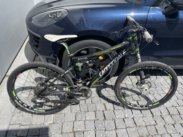 Cannondale Scalpel Si Factory Racing