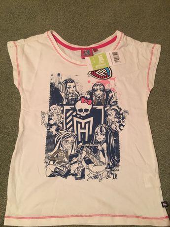 Футболки на девочек Monster High