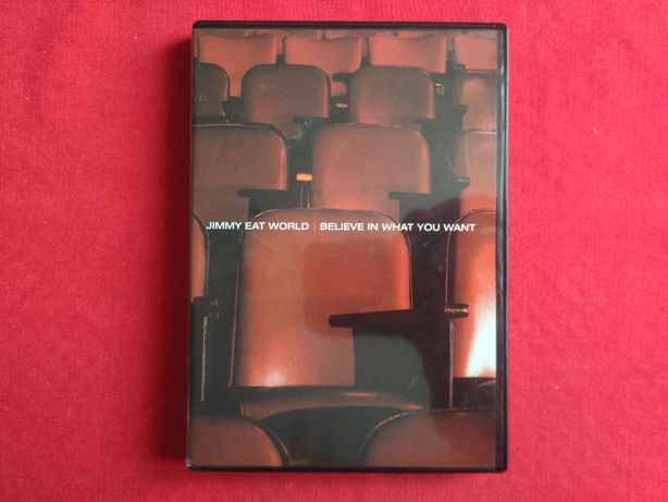"""""""Jimmy Eat World - Believe in What You Want"""" Koncert DVD"""