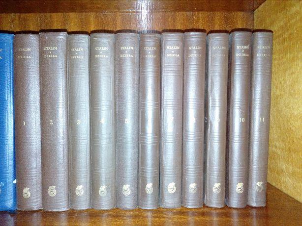 Józef Stalin Dzieła książki