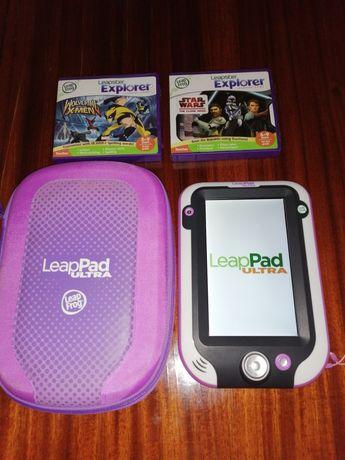 Leap frog  планшет для обучения и игр leappad