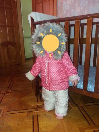 Куртка +комбез 92см