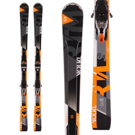 Лыжи Volkl RTM 81