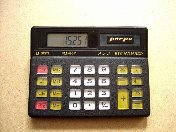 Kalkulator jak nowy