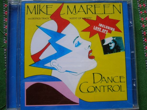 Аудио диск Mike Mareen - Dance Control