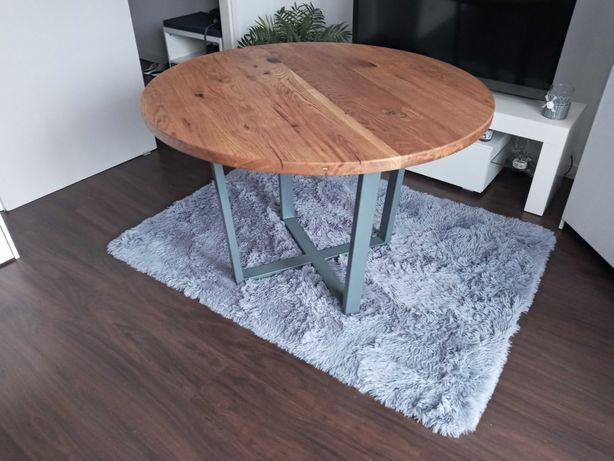Stół Dębowy Okrągły