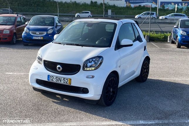 Smart ForTwo (Fortwo 0.9 Passion 90 Aut.)