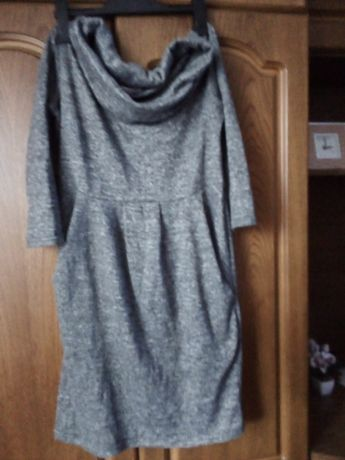 Sukienka sweterkowa S