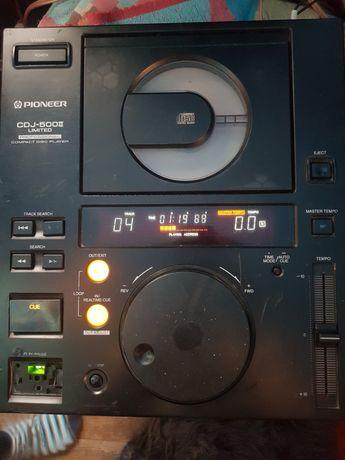 Pioneer CDJ-500 Limitowana edycja Player...
