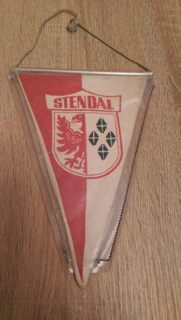 Proporczyk miasta Stendal (Saksonia Niemcy)