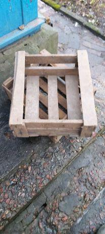 Ящик дерев'яний | Ящики деревянные для рассады, поддон, для урожая