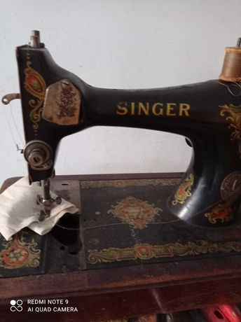 Maszyna Singer polecam