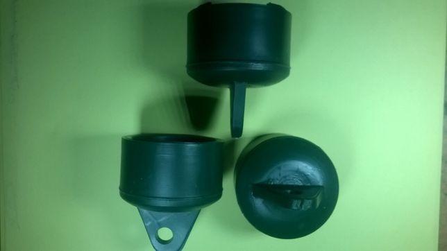 Kapsel nasadka zaślepka zatyczka ucho podpora nakładka na rurę 38-51mm