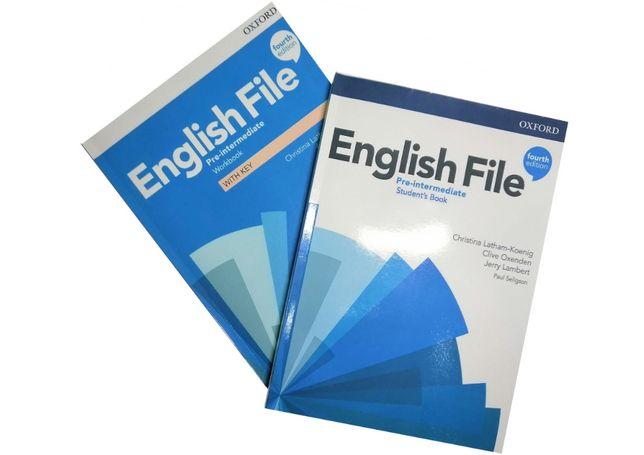 English File Pre-Intermediate (4 издание)