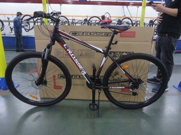 Горный велосипед Crosser Grim 29