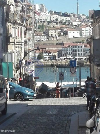 Trespasse, restaurante na Ribeira do Porto