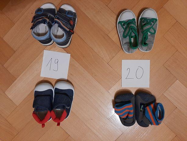 Buty buciki rozmiar 19 i 20
