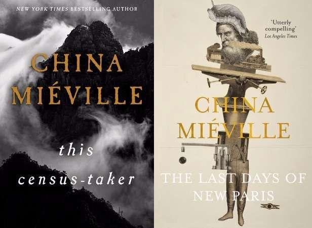 2 livros de China Mieville